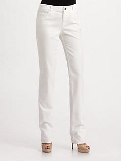 Lafayette 148 New York - Five-Pocket Skinny Jeans