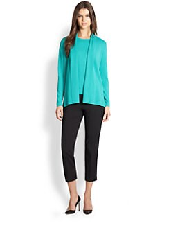 Lafayette 148 New York - Shawl-Collar Cardigan