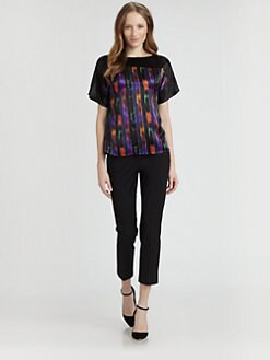 Lafayette 148 New York - Silk Maryanne Top