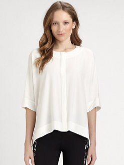 Lafayette 148 New York - Silk Jordanna Blouse