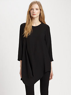 Lafayette 148 New York - Barrymore Silk Top