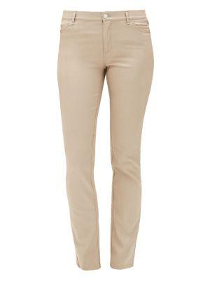 Thompson Mid-Rise Slim-Fit Jeans