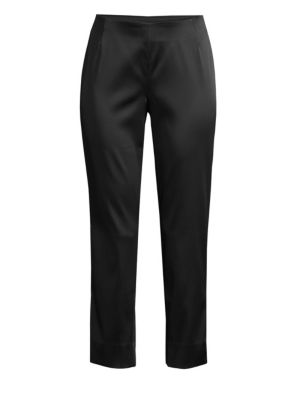 Belle Satin Cloth Stanton Pants