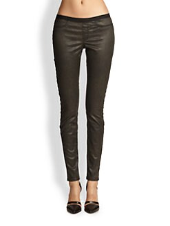 Helmut Lang - Coated Leggings