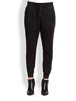 Helmut Lang - Acid-Washed Drawstring Pants