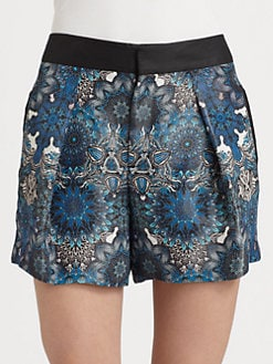 Helmut Lang - Printed Shorts