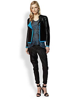 Helmut Lang - Reversible Leather Jacket