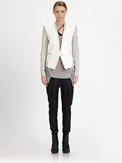 Helmut Lang - Quarry Suiting Blazer