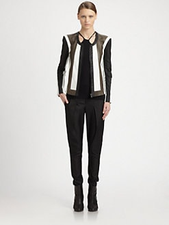 Helmut Lang - Pax Leather Jacket