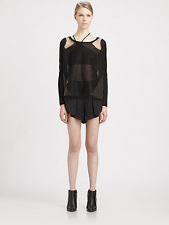 Helmut Lang - Transparent Sweater