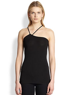 Helmut Lang - HELMUT Helmut Lang Asymmetric Tank