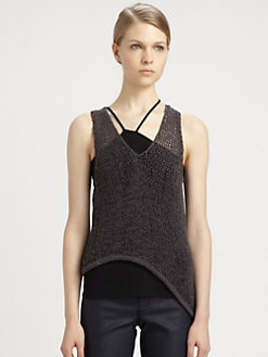 Helmut Lang - HELMUT Helmut Lang Sweater Tank