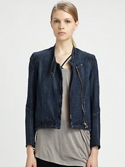 Helmut Lang - HELMUT Helmut Lang Denim Jacket