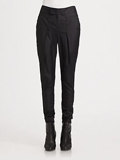 Helmut Lang - Lacquered Pants