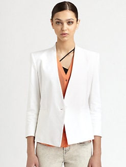 Helmut Lang - Streamlined Blazer