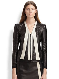 Helmut Lang - Evolution Paneled Leather Jacket