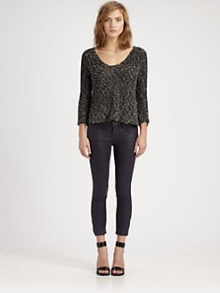 Helmut Lang - HELMUT Helmut Lang Boucle Sweater