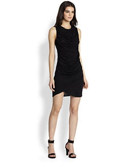 Helmut Lang - HELMUT Helmut Lang Kinetic Jersey Dress