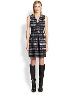 Proenza Schouler - Tweed Dress