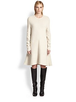 Proenza Schouler - Ribbed Wool & Cashmere Dress
