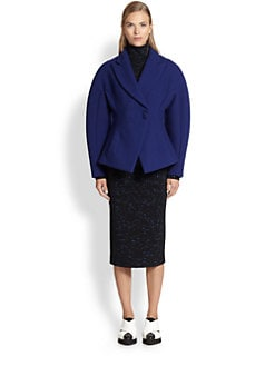 Proenza Schouler - Bonded Wool Coating Jacket