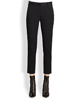 Reed Krakoff - Cropped Skinny Pants