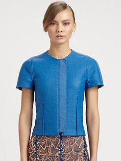 Reed Krakoff - Short-Sleeve Jacket