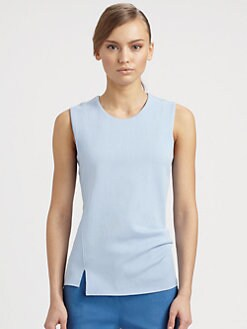 Reed Krakoff - Sleeveless Twist Tee