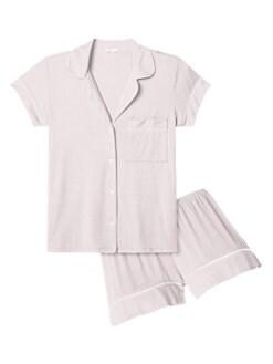 Eberjey - Gisele Shortie Pajama Set