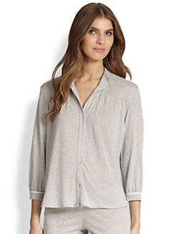 Eberjey - Jersey Pajama Shirt