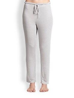 Eberjey - Sadie Striped Slim Pants