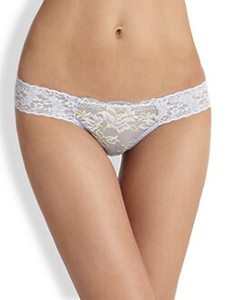Hanky Panky - Enchanted Diamond Thong