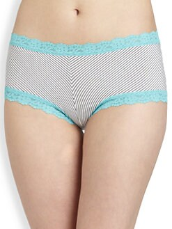 Hanky Panky - Pinstripe Boyshorts