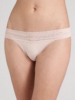 OnGossamer - Micro Glamour Hip G Thong