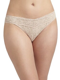 Hanky Panky - Signature Lace Plus Size Thong