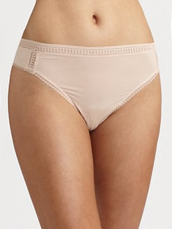 OnGossamer - Microfiber High-Cut Thong