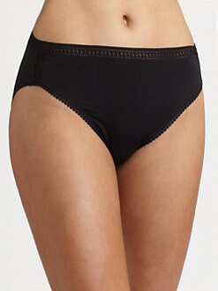 OnGossamer - Microfiber High-Cut Brief