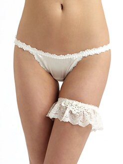 Hanky Panky - Julia Garter