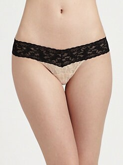 Hanky Panky - Colorplay Low-Rise Thong