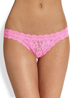 Hanky Panky - Brazilian Lace Bikini Brief