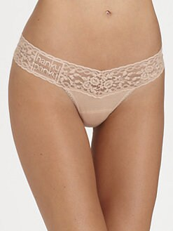 Hanky Panky - Modal Low-Rise Thong