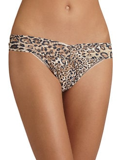 Hanky Panky - Leopard Original Thong