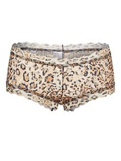 Hanky Panky - Leopard Boyshort
