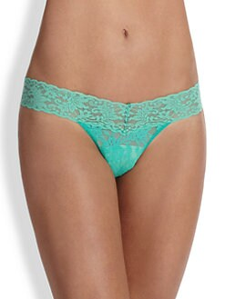 Hanky Panky - Low-Rise Lace Thong