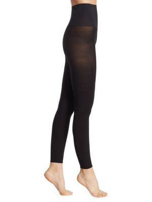 Ultimate Opaque Matte Footless Tights by Commando