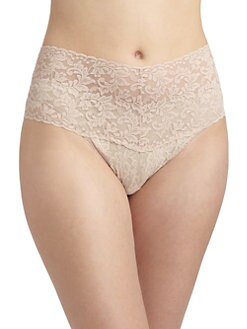 Hanky Panky - Signature Lace Plus-Size Retro Thong