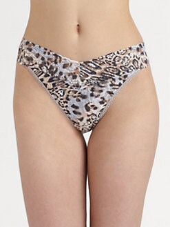 Hanky Panky - Ocelot Original Thong