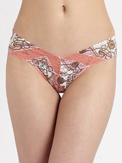Hanky Panky - Jacquelyn Low-Rise Thong
