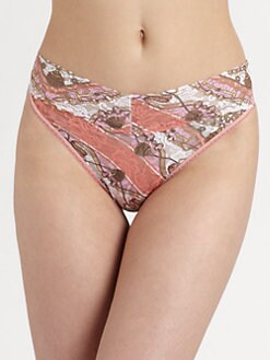 Hanky Panky - Jacquelyn Original Rise Thong