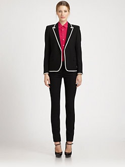 Saint Laurent - Wool Blazer